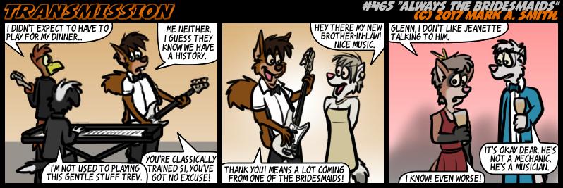 #465 Always The Bridesmaids