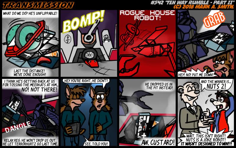 #542 Ten Way Rumble - Part II