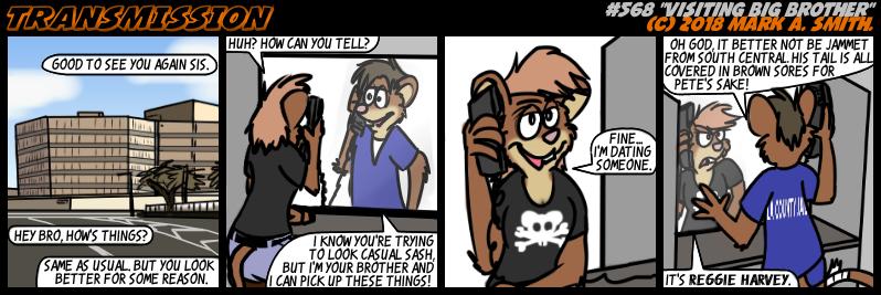 #568 Visiting Big Brother