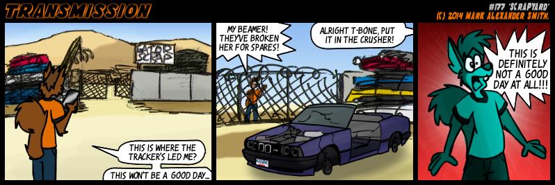 #177 Scrapyard