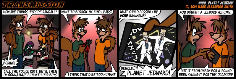 #188 Planet Jedward
