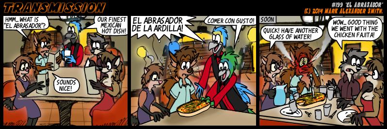 #199 El Abrasador