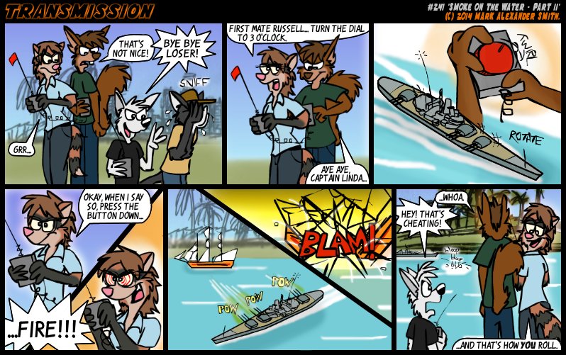 #241 Smoke On The Water - Part II