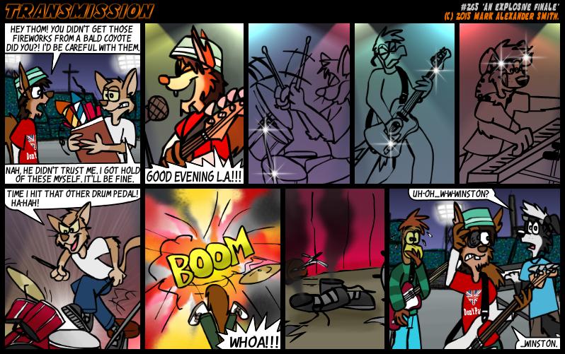 #265 An Explosive Finale